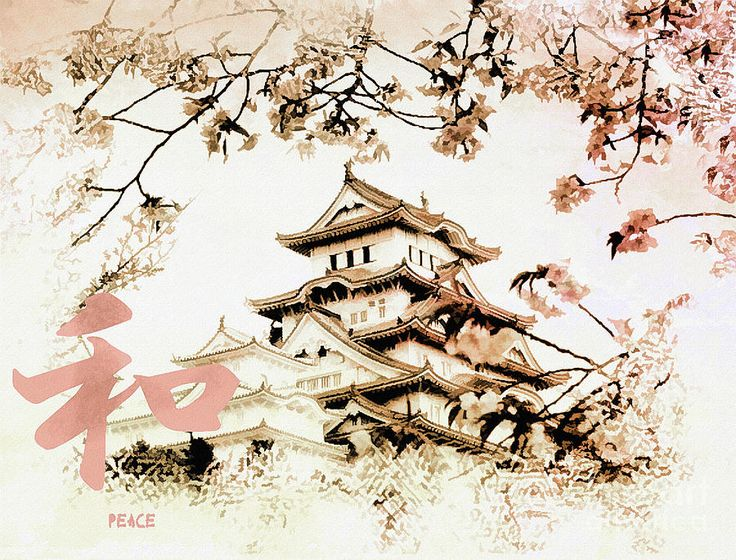 49 best traditional japanese art images on Pinterest ...