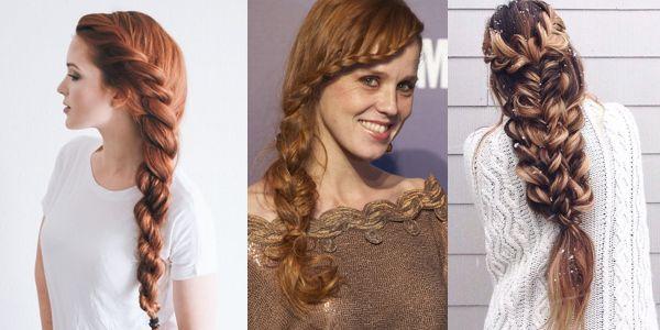 Don't you agree that braidinh hair is an art? Υπέροχες και εντυπωσιακές πλεξούδες για κάθε περίσταση!