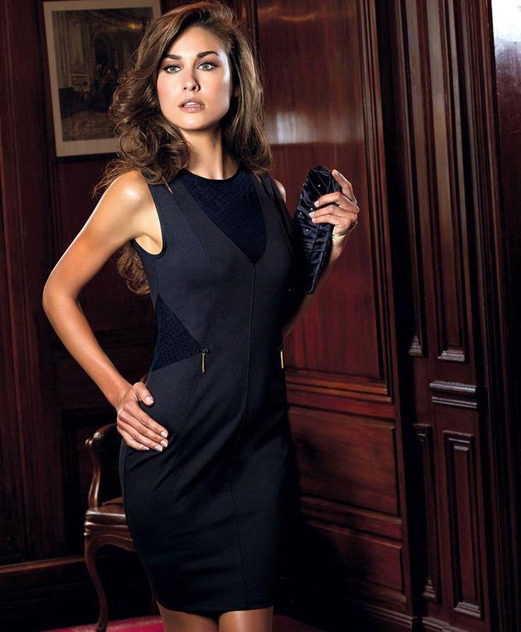 Robe Saphir - Charlott' Lingerie - Collection Extrême 2014/2015