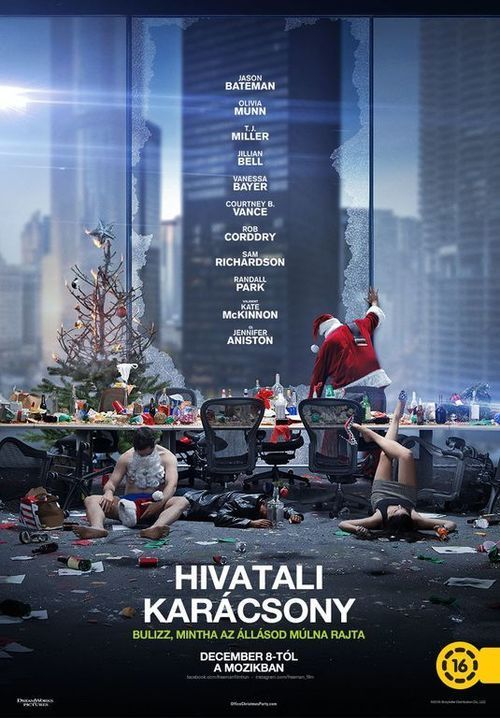 Watch Office Christmas Party Full-Movie