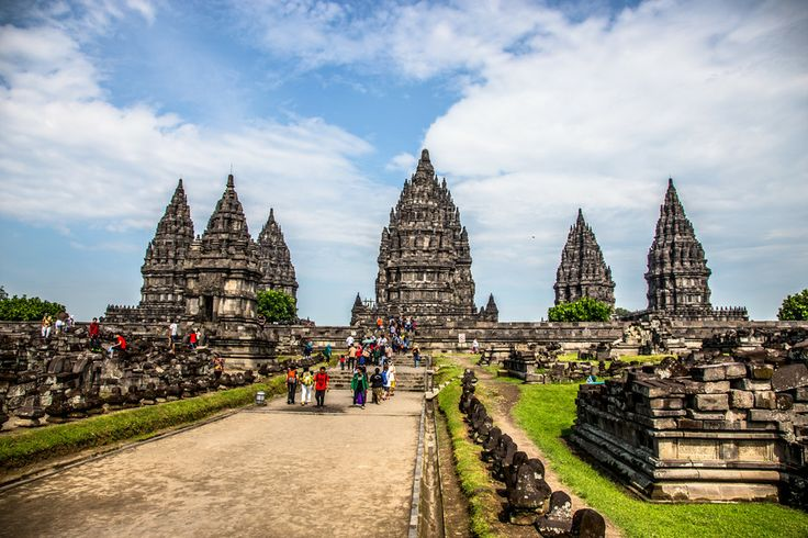 Prambanan Temple by Noor Fithriya on 500px