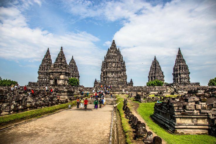 Prambanan Temple by Noor Fithriya on 500px