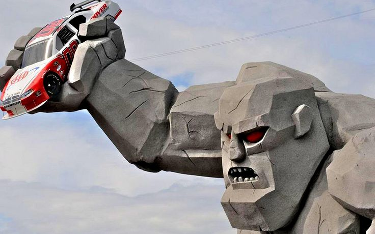 Monster OF Dover International Speedway