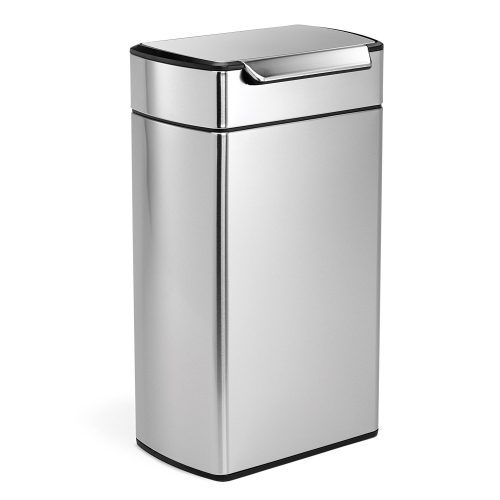 36 Qt Large Open Wastebasket 9 Best Top 9 Best Stainless Steel Trash Cans Or Bins Images On
