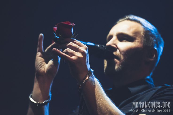 Фоторепортаж с концерта Poets Of The Fall 2015-11-20, Москва (МСК) (фотографии / отчет / фотоотчет) - MetalKings.Org