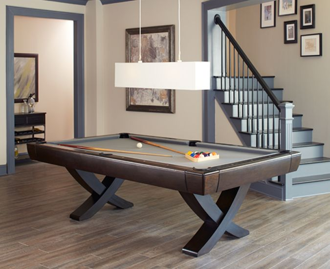 Pool Tables, Poker Tables, Other Game Room Furniture | California House |  California