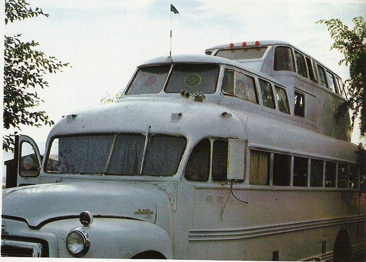camion / bus aménagé #campingcar #insolite