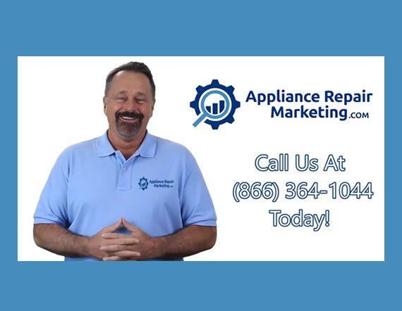 Appliance Repair Marketing - Appliance Repair Leads