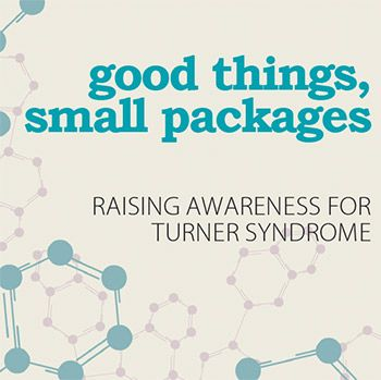"""""""Good Things Come in Small Packages"""" - my article about Raising Awareness for Turner Syndrome"""