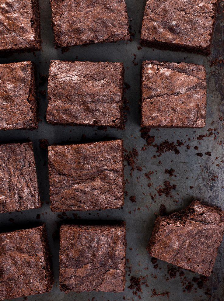 Melkefrie Brownies