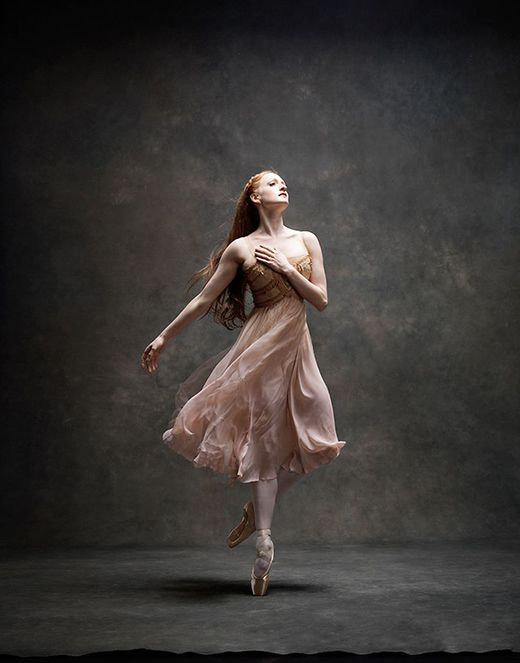 And, something magical...Gillian Murphy, Principal Dancer, American Ballet Theatre, by Ken Browar and Deborah Ory, NYC Dance Project, 2015.