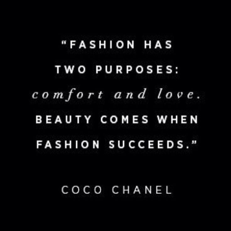 103 Best Fashion Quotes Images On Pinterest Fashion