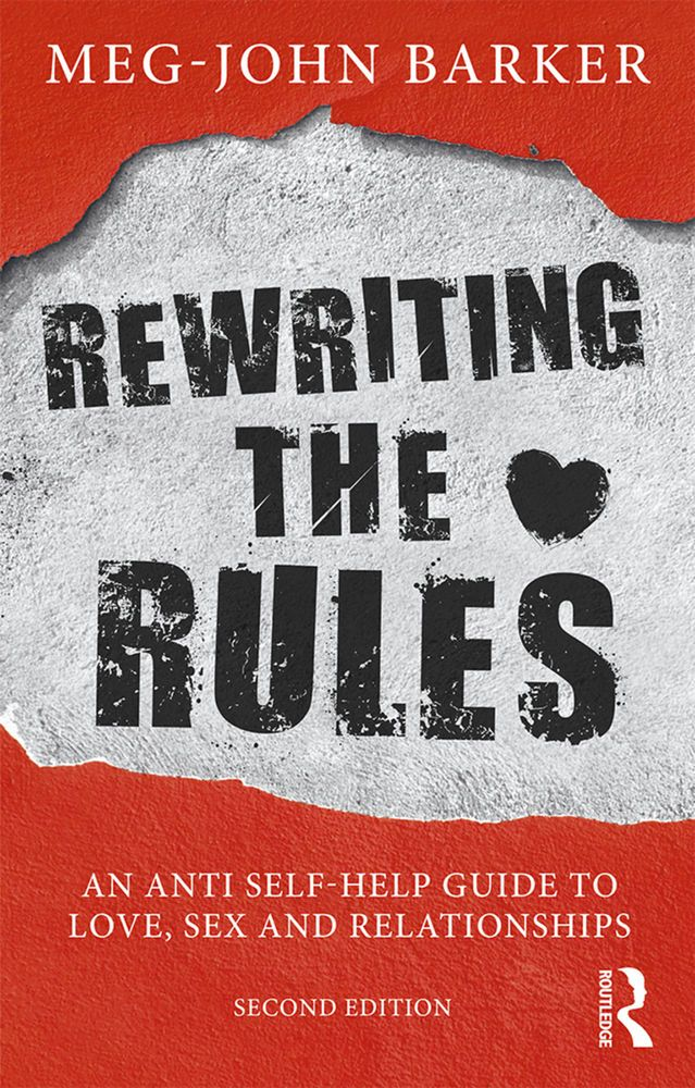 Rewriting the Rules  ||  The Book Brigade talks with British psychologist Meg-John Barker https://www.psychologytoday.com/us/blog/the-author-speaks/201804/rewriting-the-rules?utm_source=dlvr.it&utm_medium=twitter
