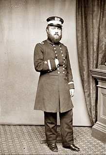 William Bainbridge Renshaw died in an explosion of his ship during the Second Battle of Galveston January 1st 1863.