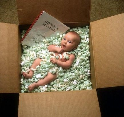funny pregnancy and birth announcements