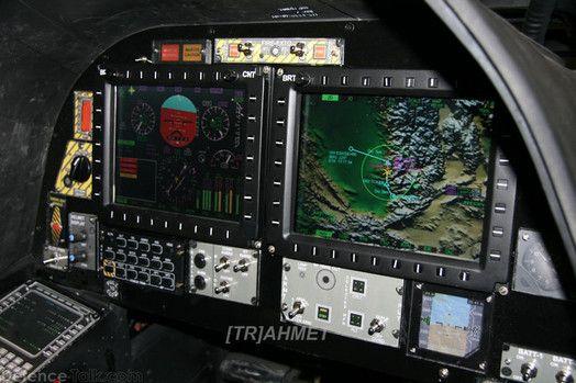 T-129 Attack Cockpit