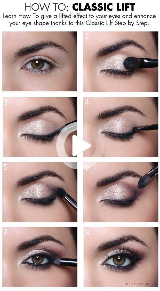 Welp 12 prachtige oog make-up ideeën voor de zomer van 2018 - Make-up TN-04