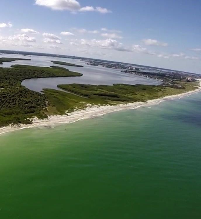 Caladesi Island Florida: 29 Best Aerials Of Clearwater Beach Images On Pinterest