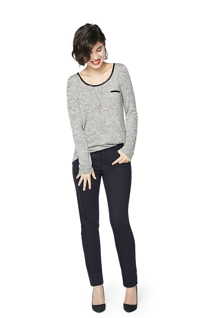 Legging: Whoever said that comfy isn't sexy is missing out on one of those unattainable movie relationships. Try these perfect fits on for size and settle in for lifelong, live-in love. Now doesn't that sound nice?