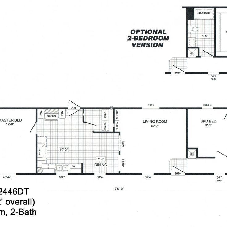 Best 25 Modular Home Prices Ideas On Pinterest: 25+ Best Ideas About Mobile Home Floor Plans On Pinterest