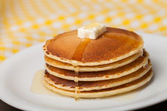 ¡Receta de Tortitas thermomix! Listas en poco minutos  #Tortitas #TortitasThermomix #Pancakes #PancakesThermomix #RecetasThermomix #RecetasDePostres