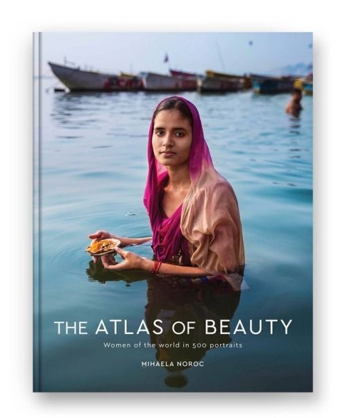 Great news: The Atlas of Beauty Book is available for pre-order!  After almost 4 years of continuous work in so many corners of this amazing world, I'm happy to share the cover of the book. Inside the book are 500 portraits, half of them never...