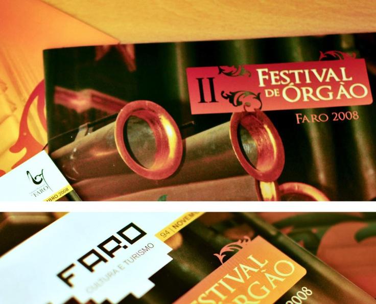 Brochura - Festival do Órgão