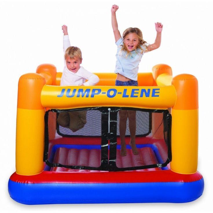 Jump-o-Lene - Aufblasbares Trampoline - Spielzeug Garten Kinder Intex aus Großhandel und Import