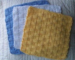 Free kitchen dishcloth pattern on my blog: http://lawsofknitting.com/awesome-knitted-gifts/kitchen-dishcloth-basket-weave-pattern/