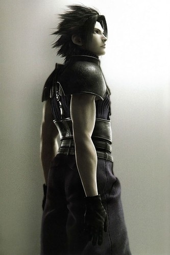 Zack Fair from FF VII