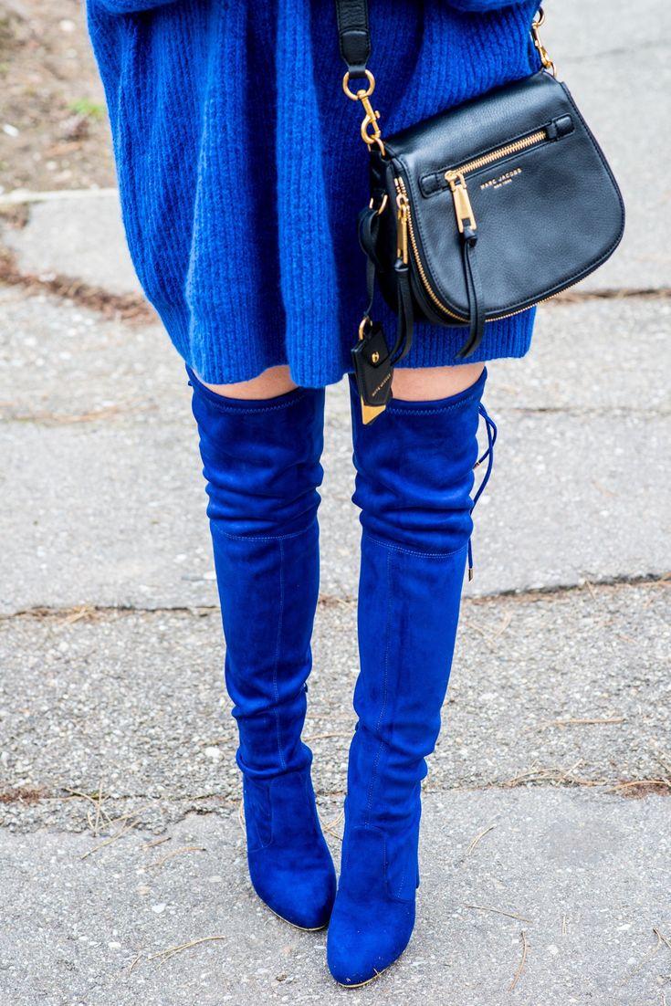 » Albastru din cap pana in picioareMiu Miu