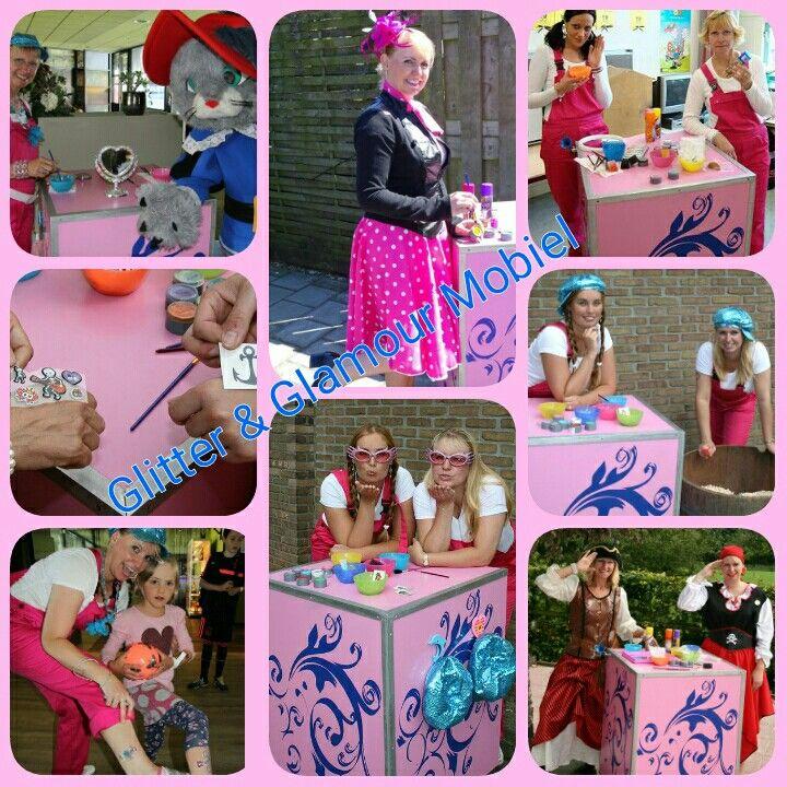 Glitter & Glamour Mobiel Http://www.funenpartymatch.nl/glitterenglamourmobiel.php