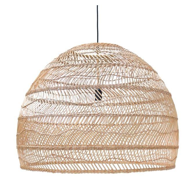 hkliving hanglamp riet - 80 cm