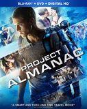 Project Almanac [2 Discs] [Blu-ray/DVD] [Eng/Fre/Spa] [2014]