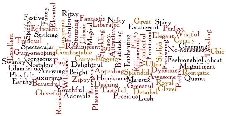 Adjectives Adjectives Wedding Jewellery Inspiration
