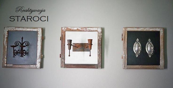 Reaktywacja staroci: Stare okna w nowych wcieleniach