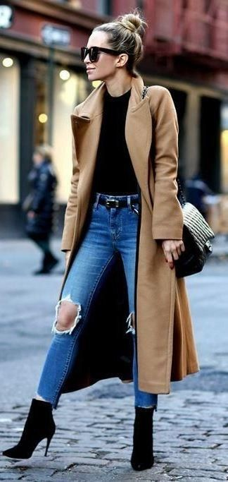 30 Fantastic Fall Outfits from Stylish for Ladies 13