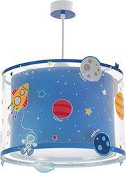 lámparas infantiles techo dalber planets planetas espacial