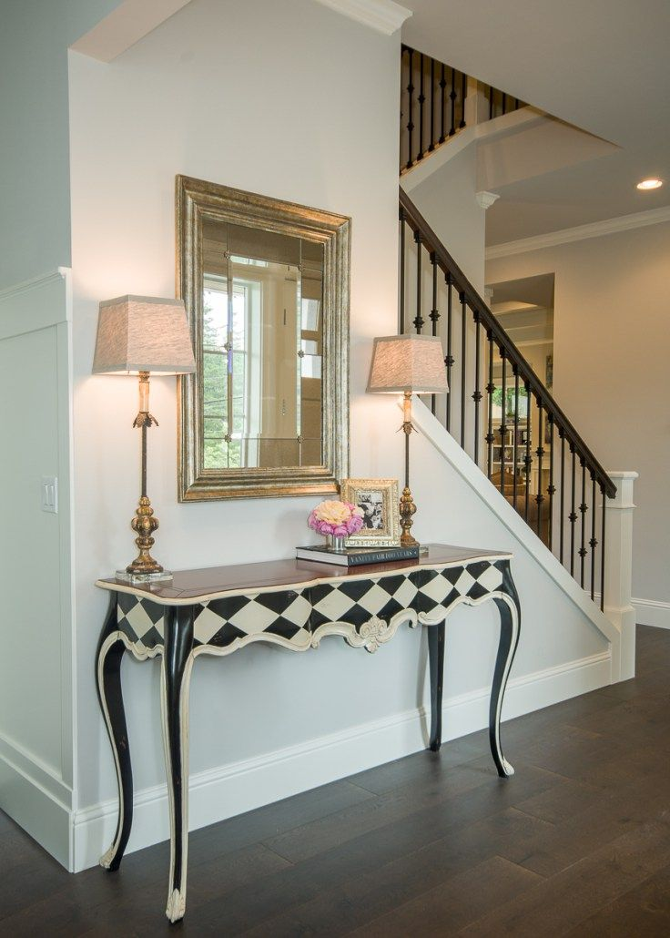 Hampton Style Living And Dining Spaces By Six Walls Interior Design Interior Wall Design Hamptons Style Interior Design