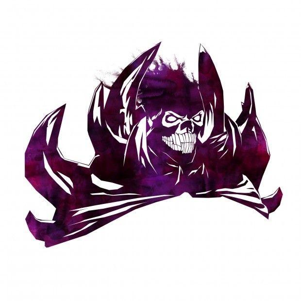 Abstract Shadow Demon : http://adamcbeamish.com/defenders