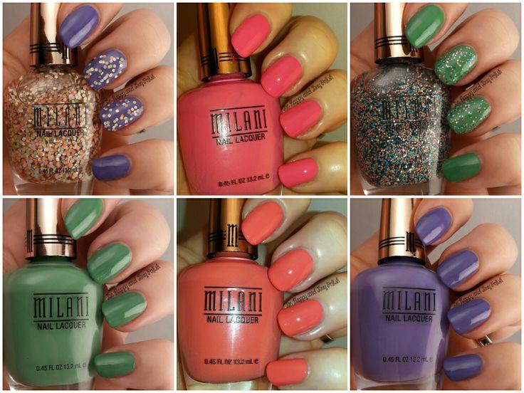 Mejores 14 imágenes de Milani en Pinterest | Uñas de belleza, Feliz ...