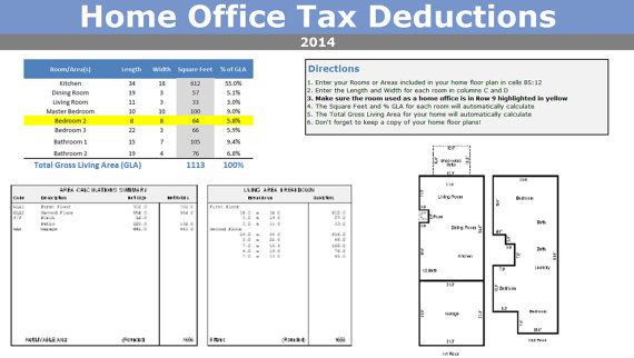 How To Deduct Utilities For Home Office