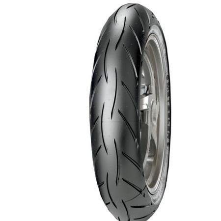 Metzeler SPORTEC M5 INTERACT Tires.