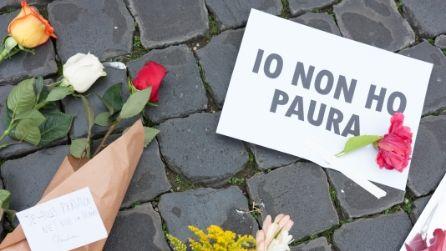 parigi 2015 novembre attentato fiori - Cerca con Google