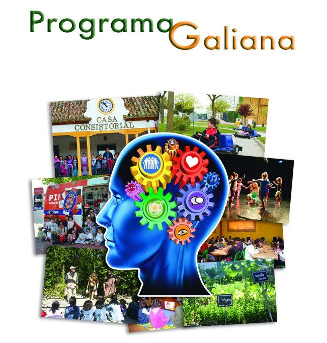 Programa Galiana del Ayuntamiento de Pinto. #inteligenciasmúltiples #eduPinto. Actividades municipales en horario lectivo dirigidas a los centros educativos de Pinto, desde las distintas concejalías del Ayuntamiento de Pinto.