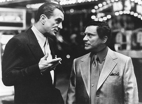 Robert De Niro and Joe Pesci in The Good Fellas