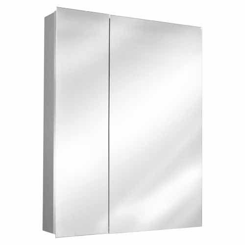 Fabia Mirror Cabinet H: 750mm, W: 600mm, D: 120mm - Mitre 10