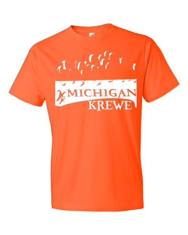 Michigan Krewe Men's Tee (Multiple Color Options)