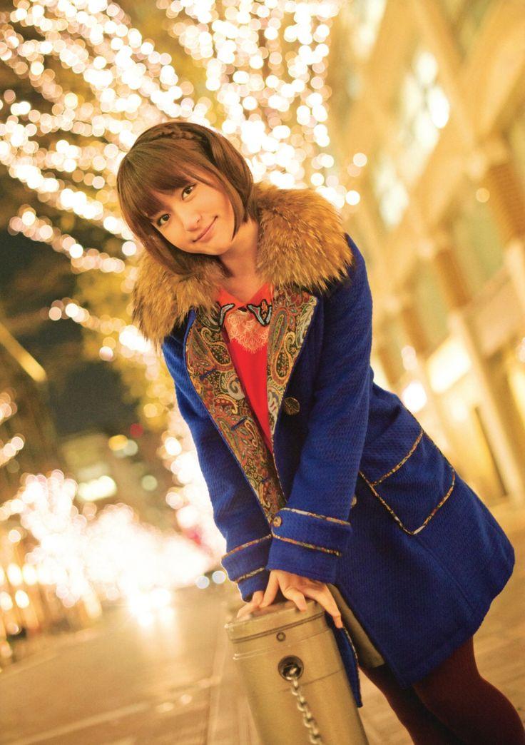 洋服が素敵な小松未可子さん