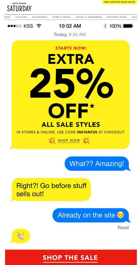 Best Sale Images On   Email Newsletter Design